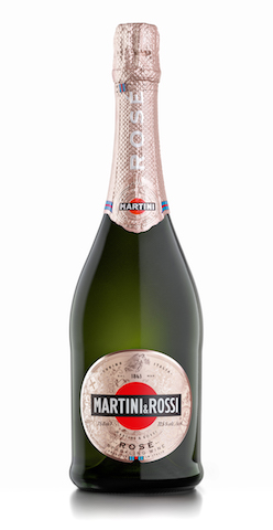 wine article Martini  Rossi Sparkling Rose