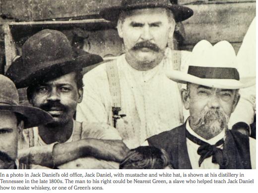 When Jack Daniel Failed To Honor A Slave An A