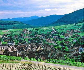 Alsace by Anton Maletich