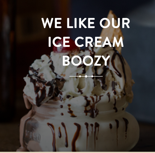 wine article The Rise Of Boozy Ice Cream Barlors