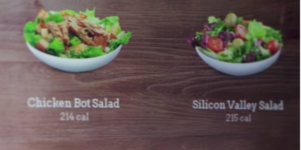 wine article Twitter Invited A Robot Chef Named Sally To Cook For Employees In Its Cafeteria