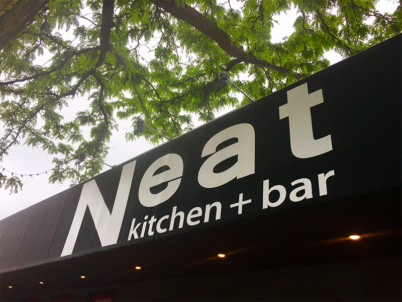 wine article Neat Kitchen And Bar One Of The Neatest Restaurants In Illinois
