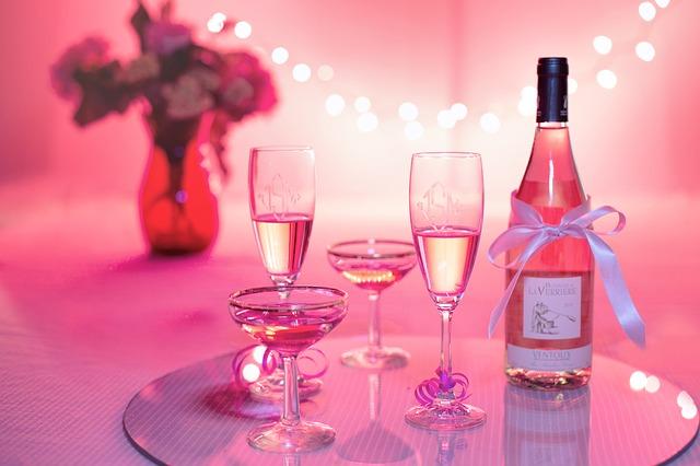 wine article A Valentine Rose Pronounced Like Jose