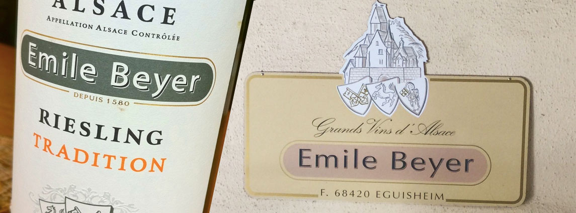 wine article Domaine Emile Beyer