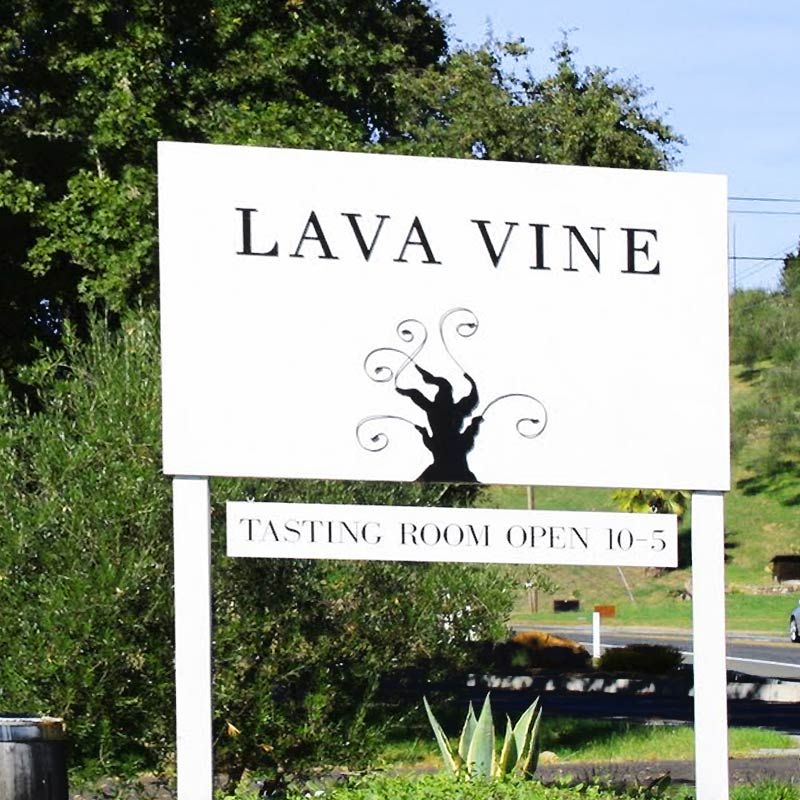 wine article Lava Vine