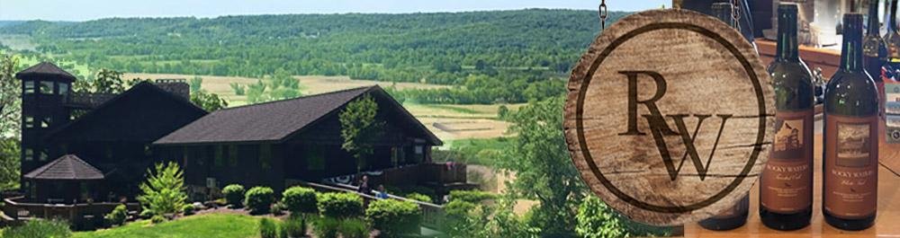 Rocky Waters Winery Go Wine